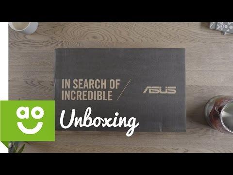 Unboxing the ASUS Zenbook | ao.com