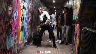 Comethazine - I Be Damned ( Official Dance Video ) @kr_samii  @mont3111