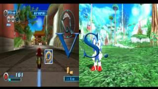 Gigan Wisp Modern - Sonic Riders Zero Gravity & Sonic Generations Remix