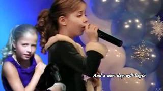 "Musical ""Cats"" Memory with lyrics by 9 Year old Jackie Evancho"