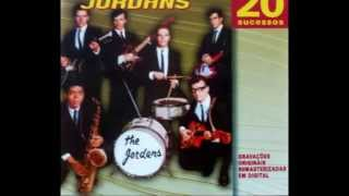 The Jordans- Marionetes de Cartão ( Anos 70 )
