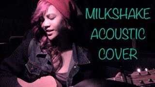 Milkshake - Kelis || Damielou's Acoustic Cover
