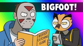 Vanoss Gaming Animated - Bigfoot Hunters!