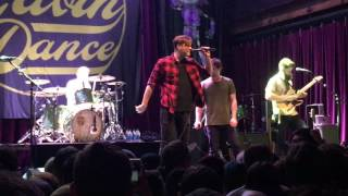 Dance Gavin Dance - Frozen One (Live) 2017