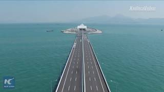 World's longest sea bridge: A most challenging infrastructure project