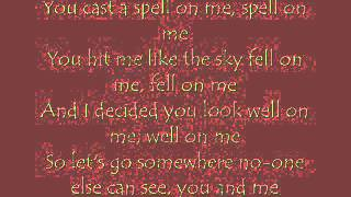 Glee: Glad You Came (with Lyrics)