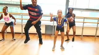 Rosalina Challenge - @petitafro @angel.afrodance @laura.afro @jeane_dance