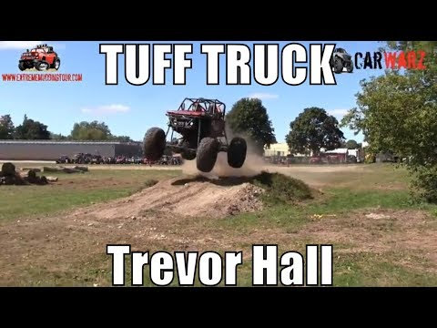 Trevor Hall SAMI First Round Unlimited Class Minto Tuff Truck Challenge 2018