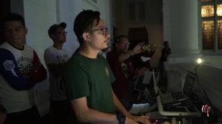 Yoni Wijoyo 'LikeThink' Lighting Show 2016 at Museum Bank Indonesia Jakarta