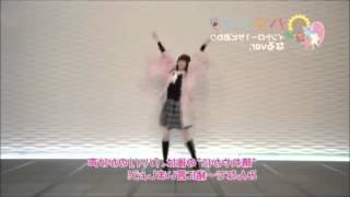 Hanayamata dance (MIRROR&SLOW)