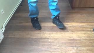 Apprendre le Hip hop - Danser le seawalk - Tutoriel Apprendre à danser hip hop