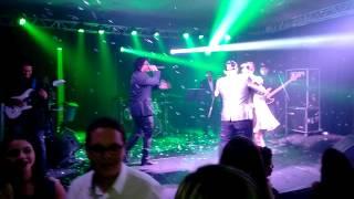 """FAROFA BLACK em """"Baile de Debutante"""" no salão do MAISON POMME D'OR"""