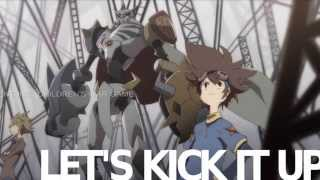 【Verzeihung】 Let's Kick It Up [Paul Gordon]