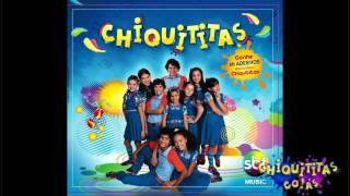 CD Chiquititas 2013 - 14. Abraça o Mundo