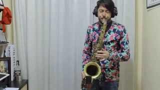Klingande ft. Broken Back - Riva (Restart The Game) Sax Cover