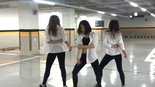 Tinashe - Player (feat. Chris Brown) / Eki Choreography