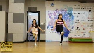 [키즈인댄스] 나하은(Na Haeun) -여자친구(GFRIEND) - 여름여름해(Sunny Summer) 연습 스케치. Practice Ver.