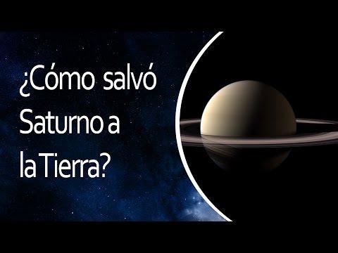 ¿Cómo salvó Saturno a la Tierra?