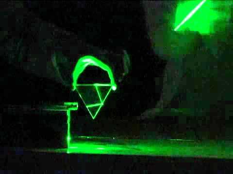 üçgen prizma ışık kırılım / www.sistembirebir.com