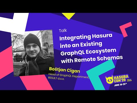 Integrating Hasura into an Existing GraphQL Ecosystem with Remote Schemas