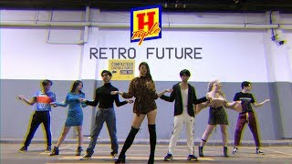 Triple H(트리플 H) _ RETRO FUTURE dance cover by RISIN'CREW from France