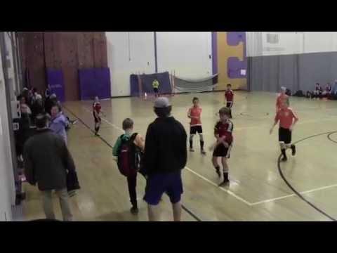 Oregon U13B Raptors vs U13 White Team Propel