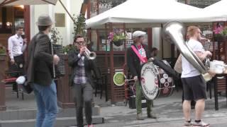 Bubamara Brass Band - Black Cat White Cat @ Кузнецкий Мост 24.05.2015