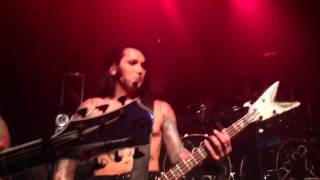 Black Veil Brides- Perfect Weapon Live