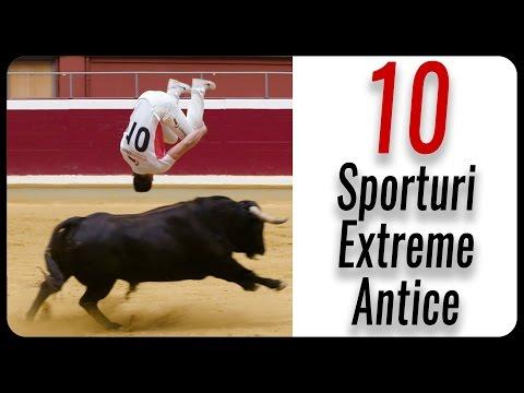 Sporturi Extreme Antice