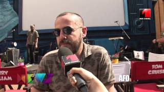 Bean & AFO despre Soundcheck 021 Fest @ Music Channel News 2015