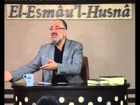 El Kuddüs ve Es selam dersi sonrası soru ve cevap