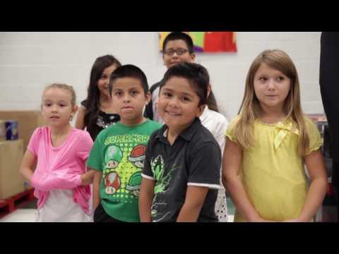 Barrington Children's Charities Holly Ball 2016 Pledge Video