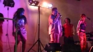 Bonga canta Mariquinha em Ermidas / Portugal