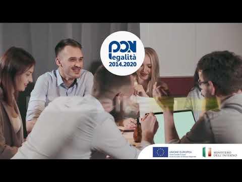 (VIDEO) Programma Operativo Nazionale Legalità 2014-2020 #PONLegalitaFaPerNoi #PONLegalita