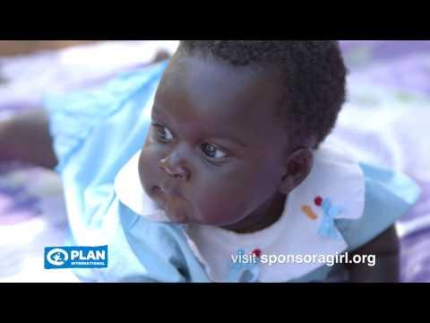 Sponsor a girl like Evie with Plan International UK (2015 TV ad short version)