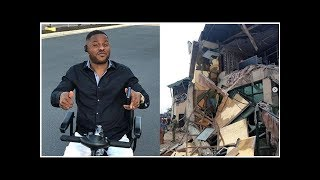 Yinka Ayefele reacts to demolition of his house by Oyo government