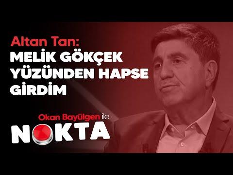 Okan Bayülgen ile Nokta - Altan Tan, Melih Gökçek olayını ilk defa tv100'de anlattı