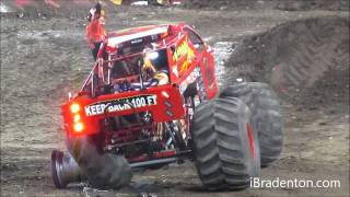 Backdraft rolls twice during bonus time of freestyle performance AWESOME (2012) (720p)