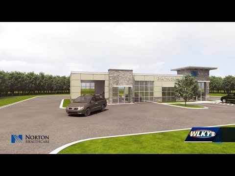 Norton to open nation's first permanent drive-thru healthcare facility
