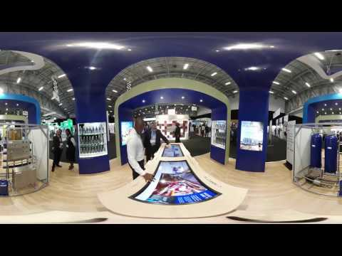 Take a 360 tour of our stand at 2017 Mining Indaba
