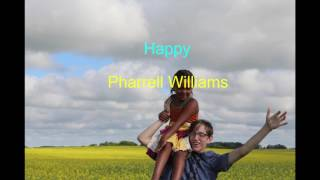 The Choir Boy Sings: Happy Pharrell Williams (from Despicable Me 2) Ft. Jackson.