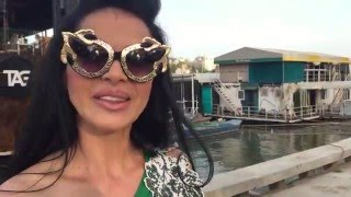 Tina Ivanovic izblamirala muza na snimanju spota za pesmu VIKEND MOMAK! HD