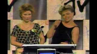MTV Video Music Awards: Go-Go's, Iggy Pop [1984]