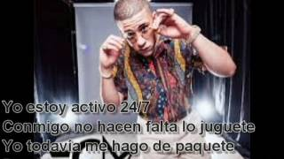 Becky G - Mayores ft. Bad Bunny letra