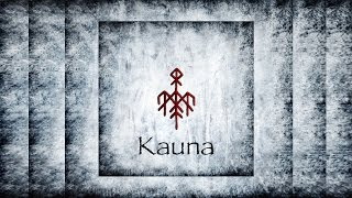 Wardruna - Kauna (Lyrics) - (HD Quality)
