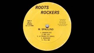 ReGGae Music 824 - Mr. Spaulind - Tell Me [Roots Rockers]