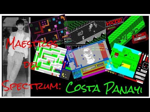 Maestros del Spectrum: Costa Panayi
