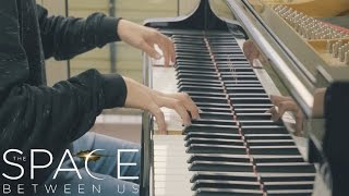 """The Space Between Us"" Soundtrack - ""Shine a Light"" by BANNERS (Piano Cover)"