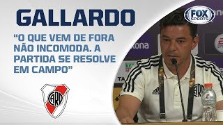 RIVER PLATE AO VIVO! Marcelo Gallardo e Armani concedem entrevista coletiva!