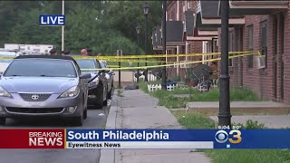 Manhunt Underway After Mother, Daughter Stabbed In South Philly